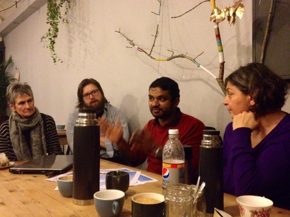 PhD In An Hour - Talk