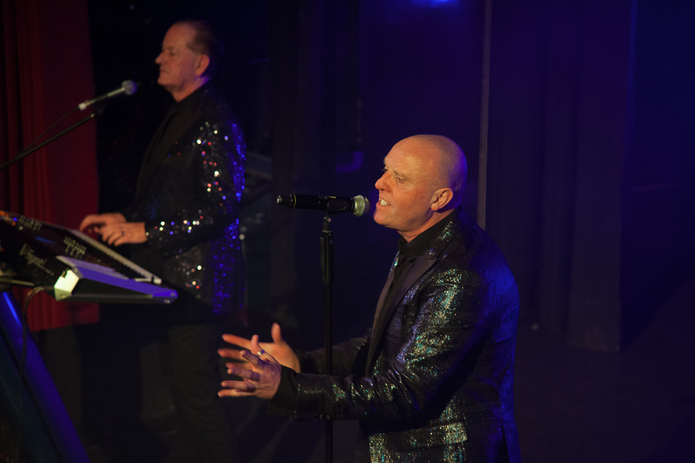 Glenn Gregory of Heaven 17
