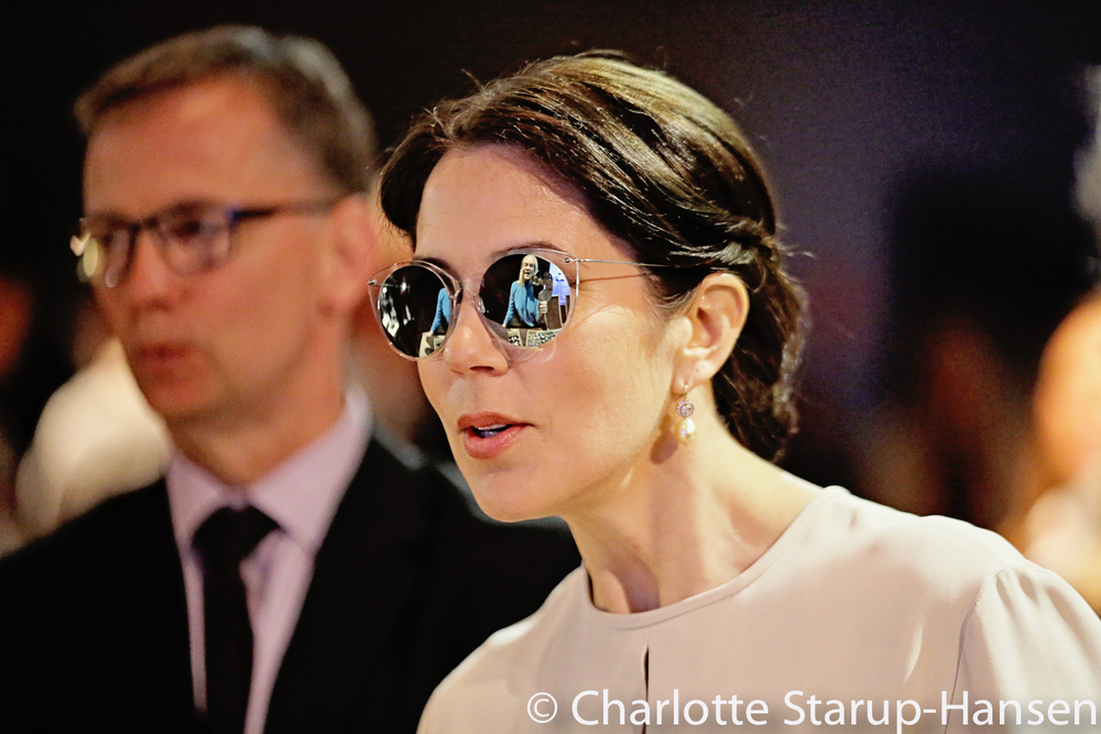 HRH Crown Princess Mary of Denmark by Charlotte Starup-Hansen