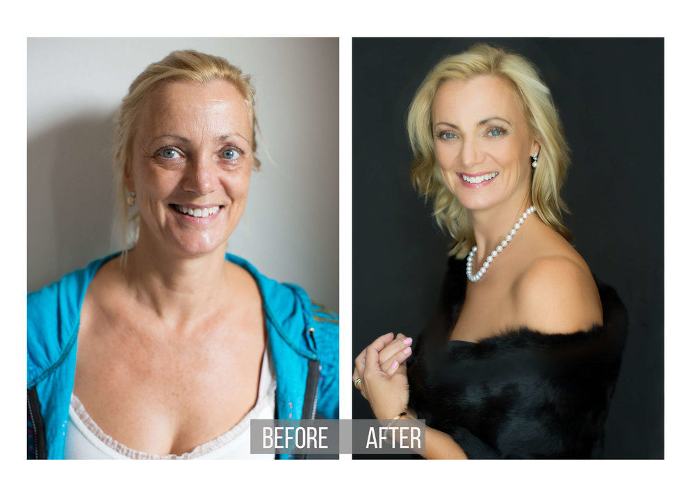 50th Birthday Gift | Beauty Photoshoot