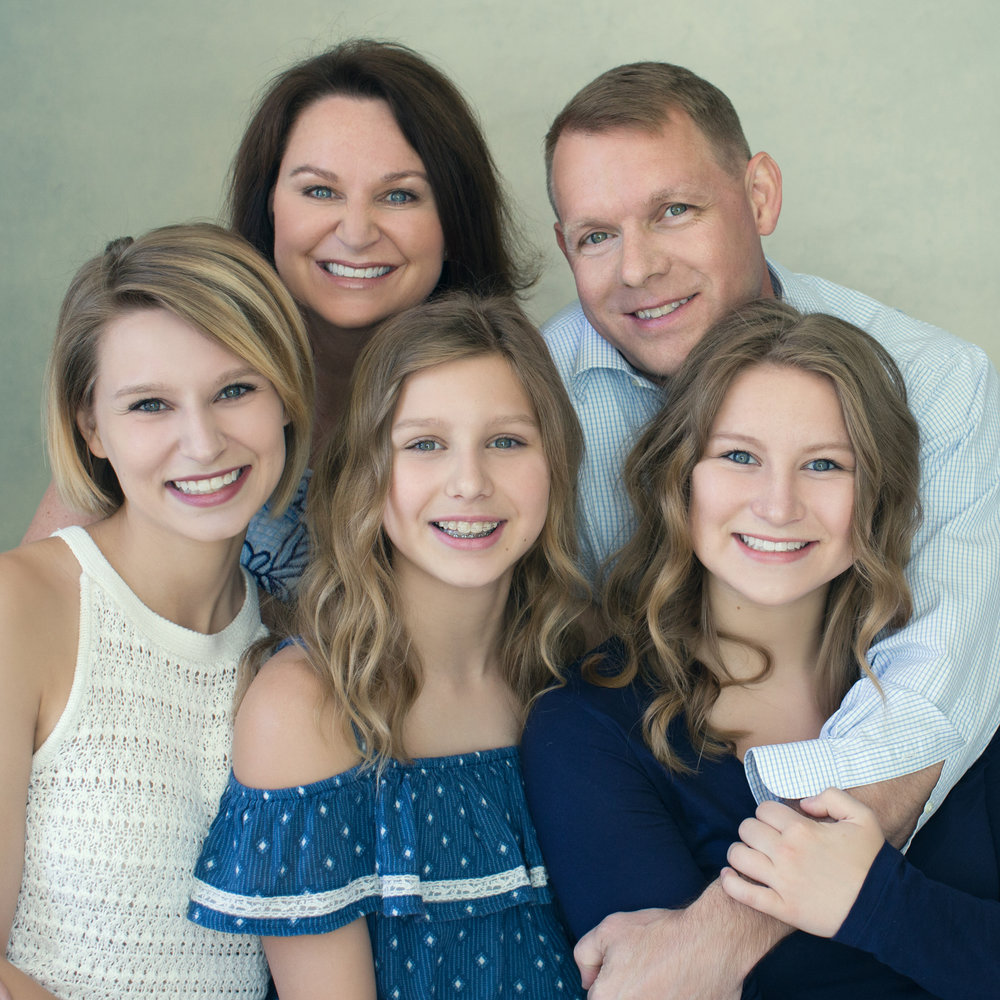 FAMILIEN FOTO -