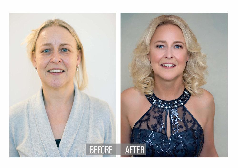 50+ Woman Gift | Beauty Tranformation Portrait