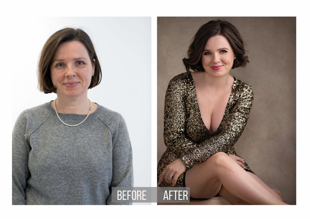 After Professional Styling | Photostudio Starnberg