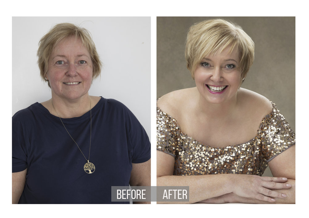 Professional Beauty Transformation for Women of all ages