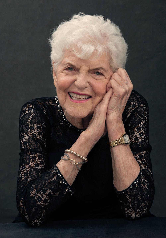 Beautiful grandmom portrait photography Starnberg