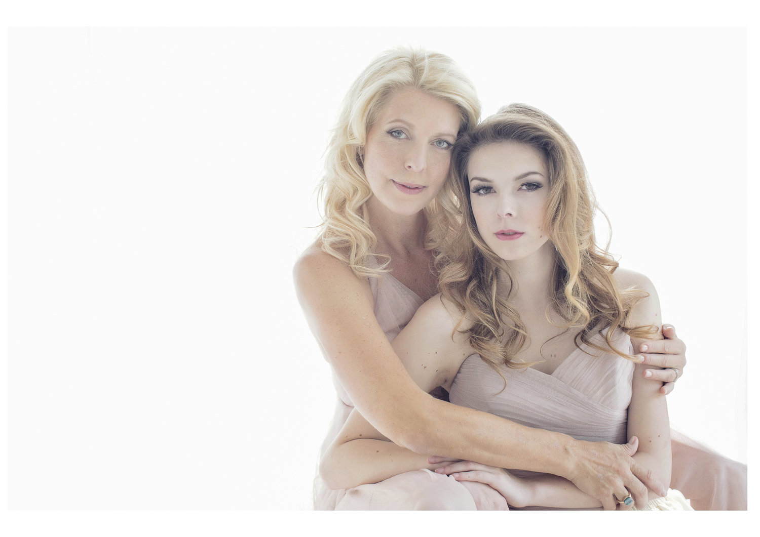 Mother Daughter photo shoot with make up — Charlotte Starup ...