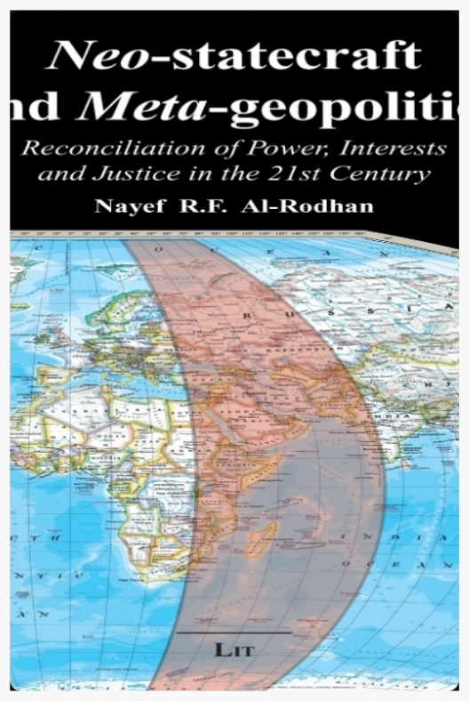Copy of NEO-STATECRAFT AND META-GEOPOLITICS: Reconciliation of Power, Interests and Justice in the 21st Century