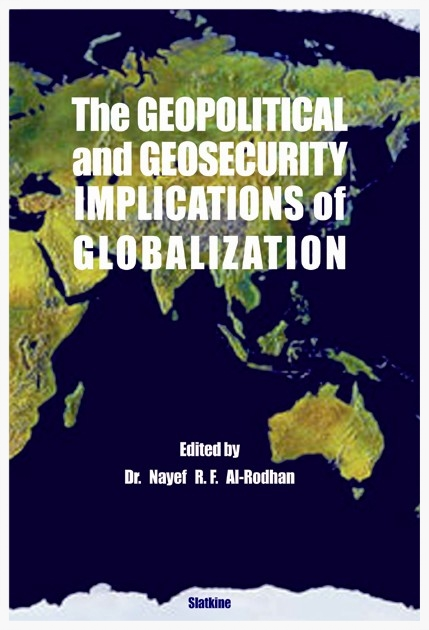 THE GEOPOLITICAL AND GEOSECURITY IMPLICATIONS OF GLOBALIZATION