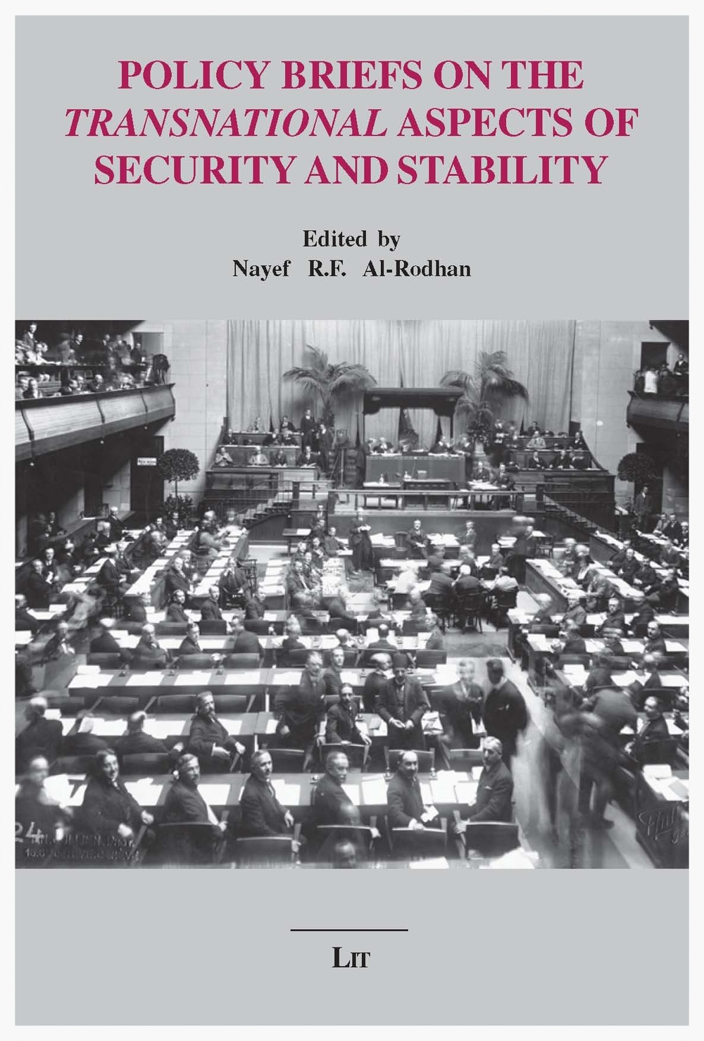 Copy of POLICY BRIEFS ON THE TRANSNATIONAL ASPECTS OF SECURITY AND STABILITY