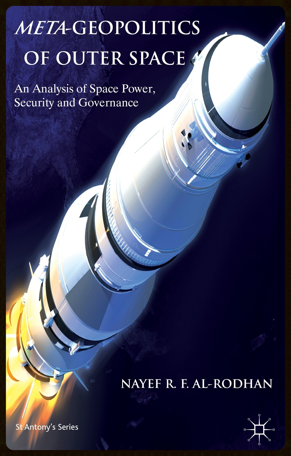 META-GEOPOLITICS OF OUTER SPACE: An Analysis of Space Power, Security and Governance      One of the most distinctive features of Meta-geopolitics is its all-encompassing analysis of space power, security and geopolitical actors.   Read more.