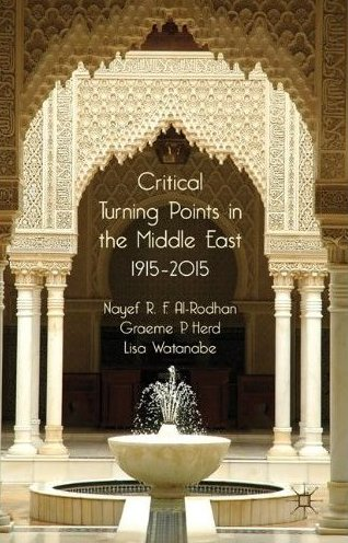 CRITICAL TURNING POINTS IN THE MIDDLE EAST: 1915 - 2015