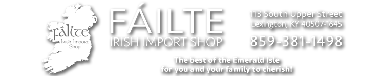 Fáilte Irish Import Shop