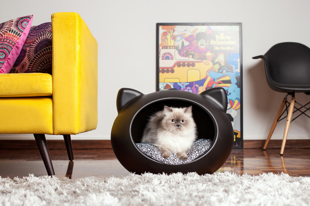 cat caves luxury cat beds online uk guisapet. Black Bedroom Furniture Sets. Home Design Ideas