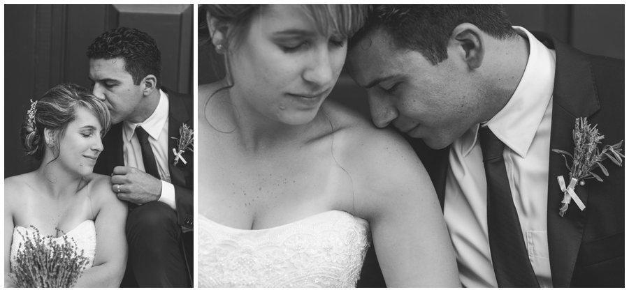 bride and groom caledon