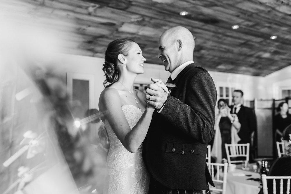 guelph wedding first dance