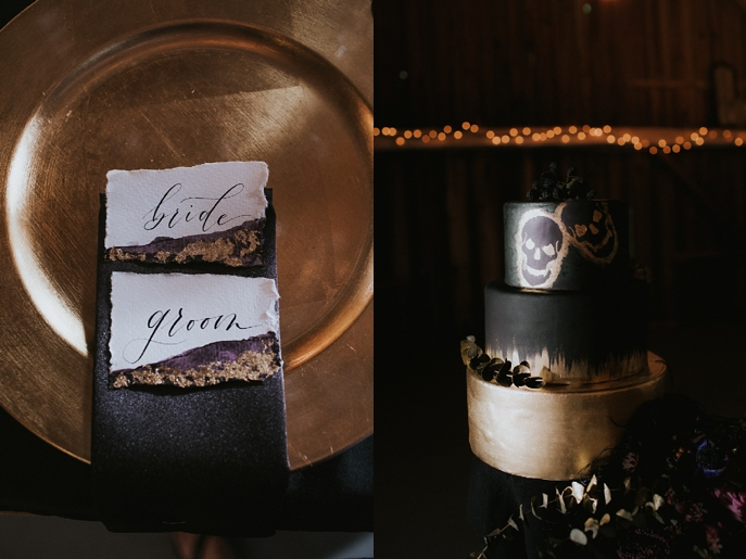 Valley Croft Glam Gold and Black Halloween Wedding-110.jpg