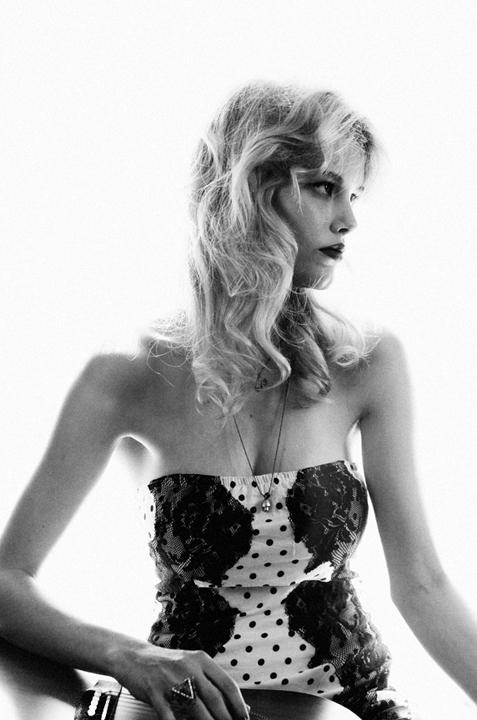 Ashley Smith, model