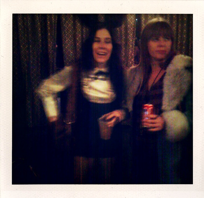 alecia & briana 1968. or friday night. which ever.