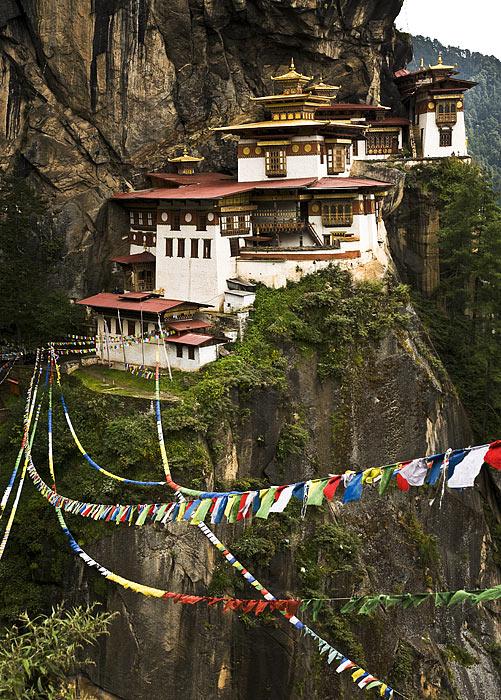 Monastery in Bhutan