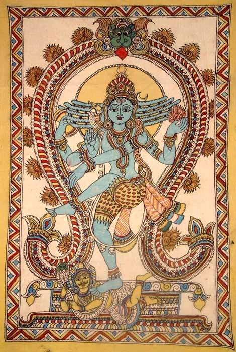 theworldpulse :     Shiva as Lord Nataraja, the cosmic dancer.