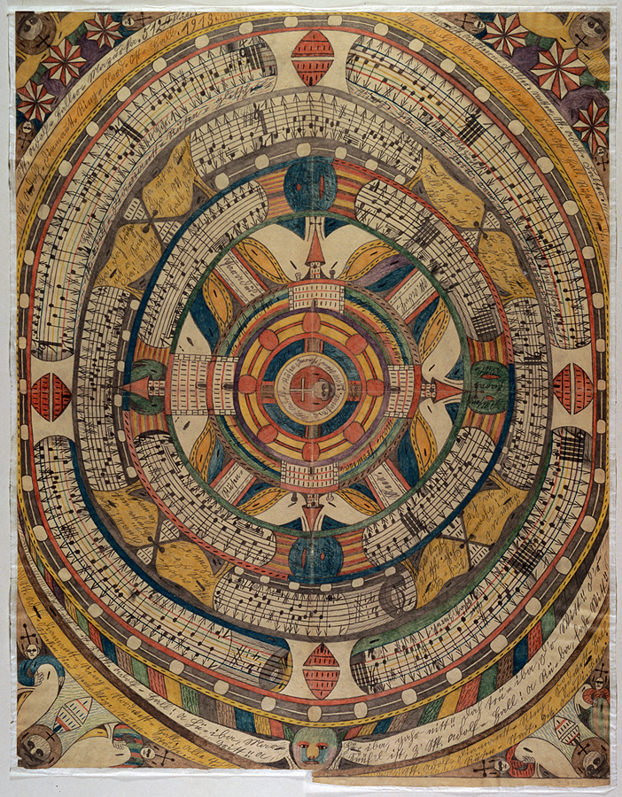 illuminatetheworld :     Adolf Wolfli