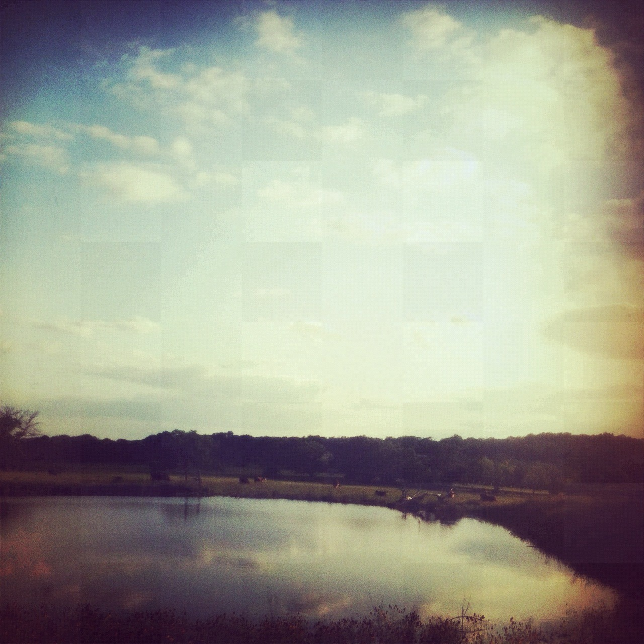 On the way to Enchanted Rock for our SOTBM shoot… it was starting to get interesting….and beautiful.