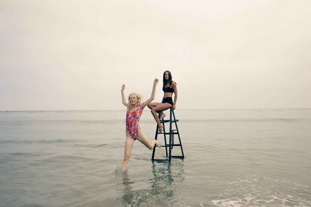 Paradise Cove. September 2013. Photography by Alexandra Valenti. styling Marissa Peden. Make up: Jenna Tucker