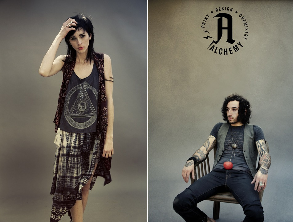From the Alchemy Look Book.