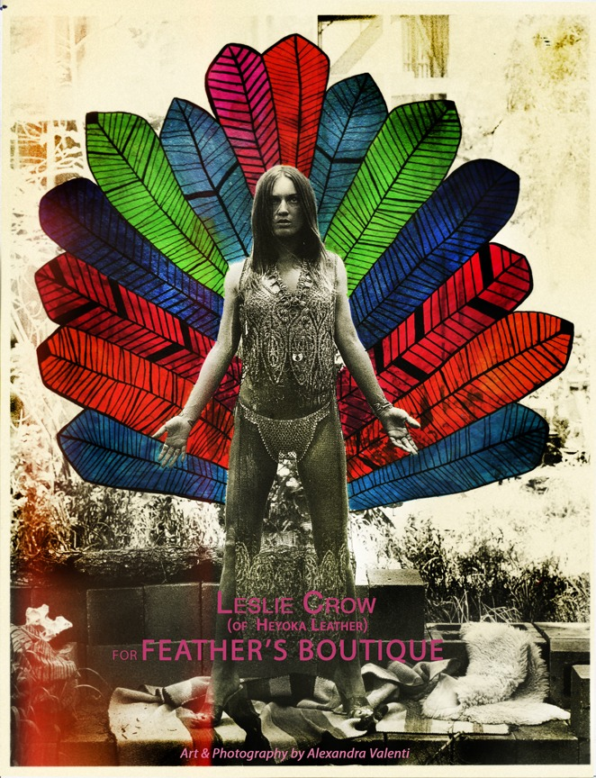 Promo I made for Feather's Boutique.