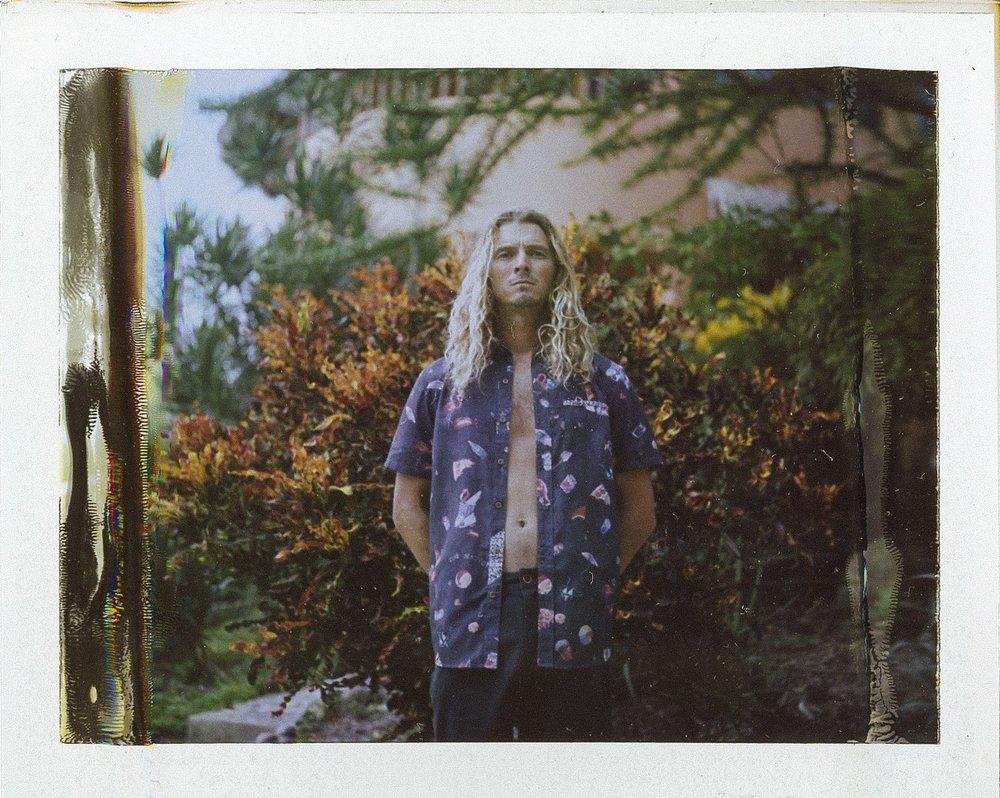 Nate, surfer