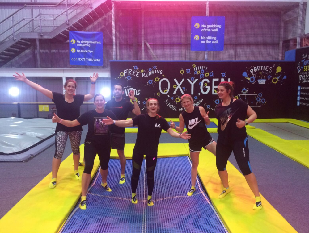 Oxygen Freejumping!
