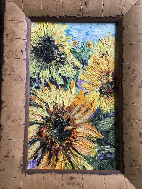 Claire Straka-Ellis - Coastside Sunflowers