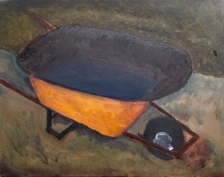 Douglas Gardner - Wheelbarrow