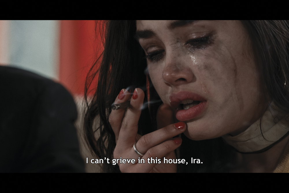 "Still 14 : Isamaya Ffrench - ""I can't grieve in this house Ira"""