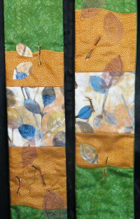 A stole that for Ordinary Time that honors the colors of the changing seasons.