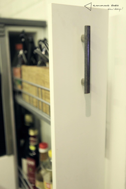La cocina de ana y paul cuando el tama o no importa - Emmme studio ...