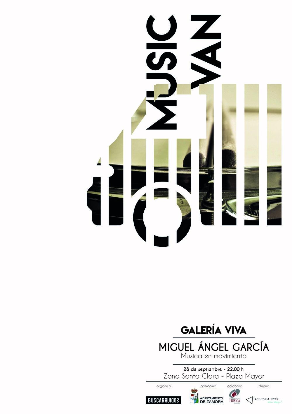 Galería Viva Zamora 2016 - cartel Music Van 02 - Miguel Ángel García.jpg