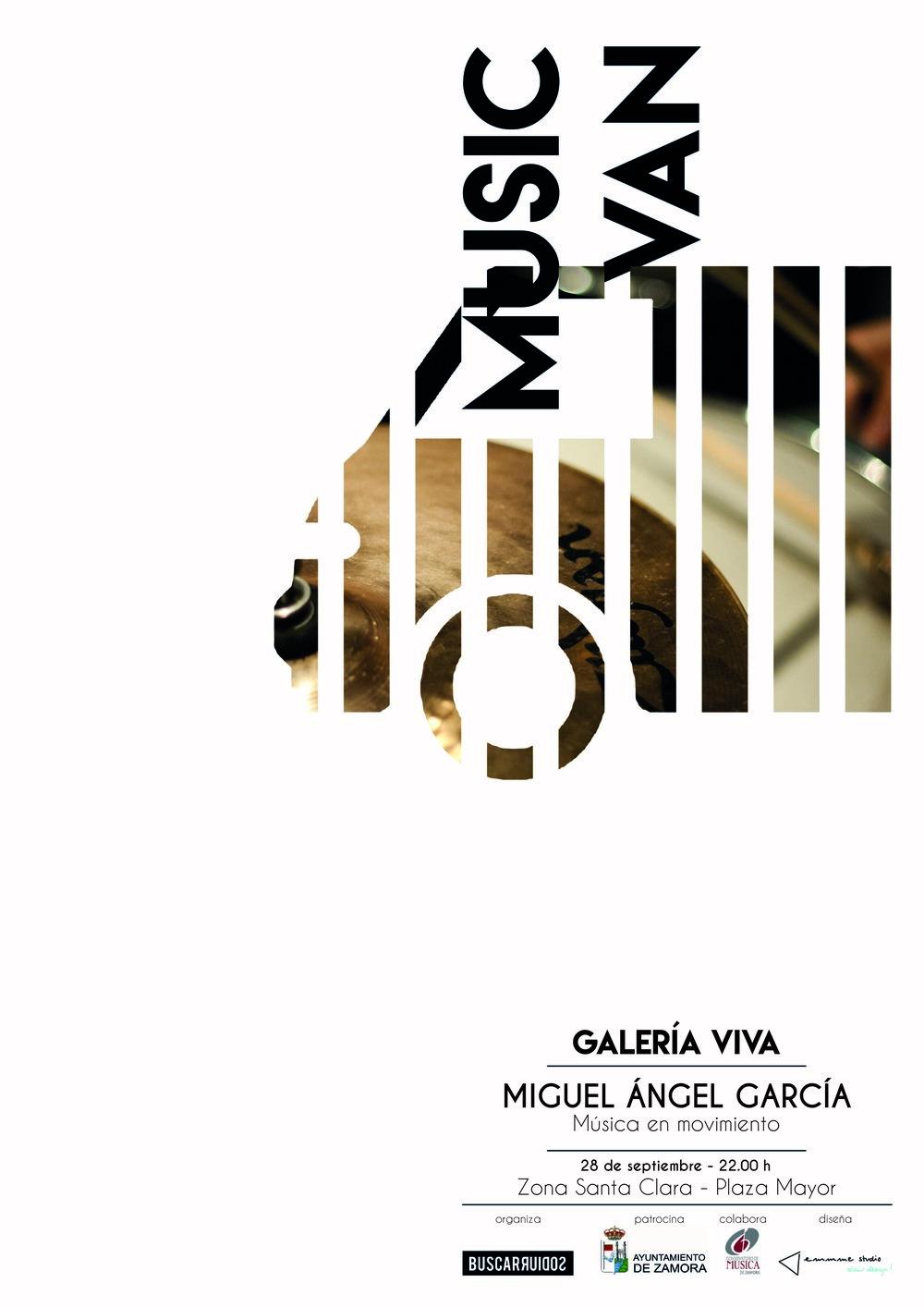Galería Viva Zamora 2016 - cartel Music Van 03 - Miguel Ángel García.jpg