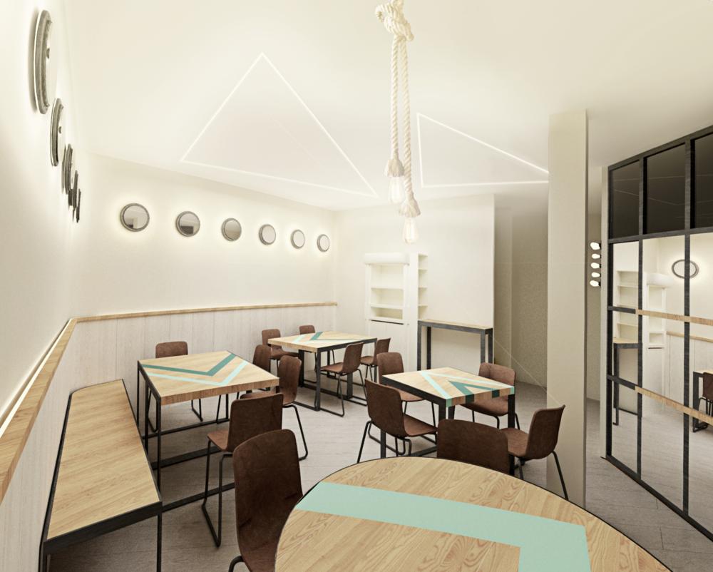 emmme studio restaurante Elcano renders planta sotano.png