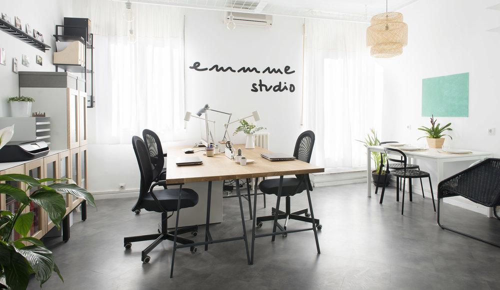 estudio de arquitectura de interiores y diseño - basado en el slow design