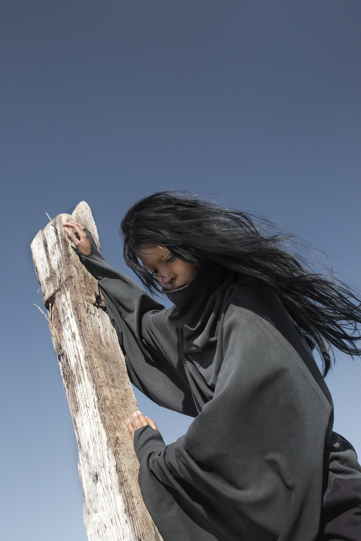 Photographer: Jessica Richmond  Model: Laura James  Designer: Luoan Lin