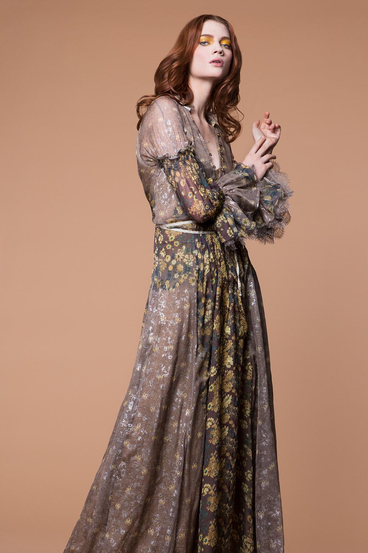 Photographer: Kacie Tomita  Model: Kristin Zakala  Hair: Janine Parrella  Designer: Gucci