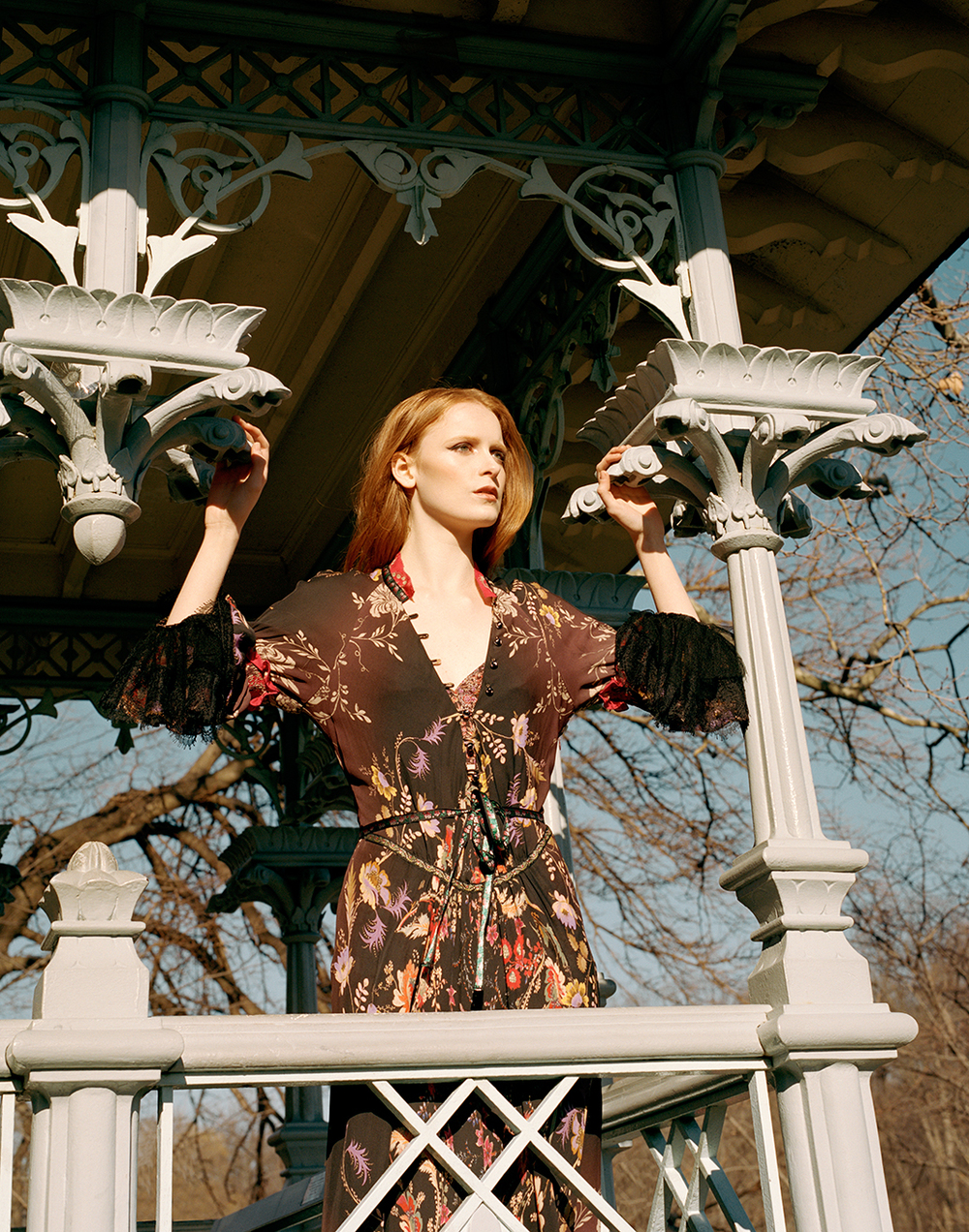 Photographer: Kacie Tomita  Model: Victoria Schons  Hair: Janine Parrella  Designer: Gucci