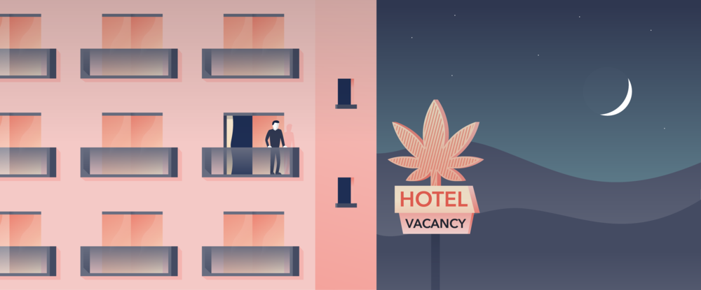 Cannabis Friendly Hotels.