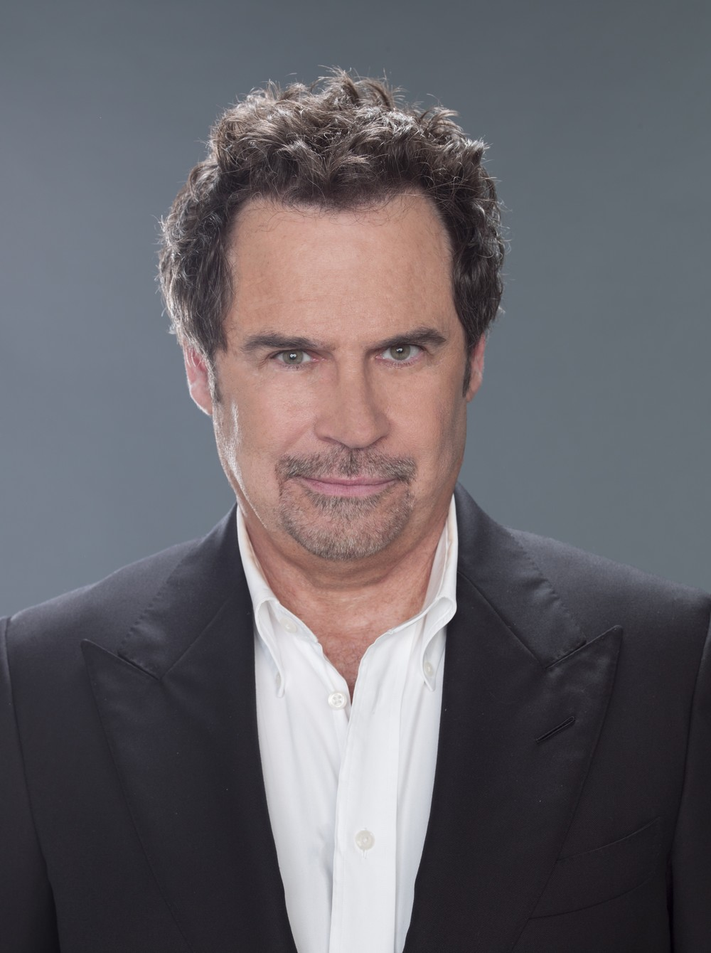 This smirk sums up Dennis Miller pretty well.