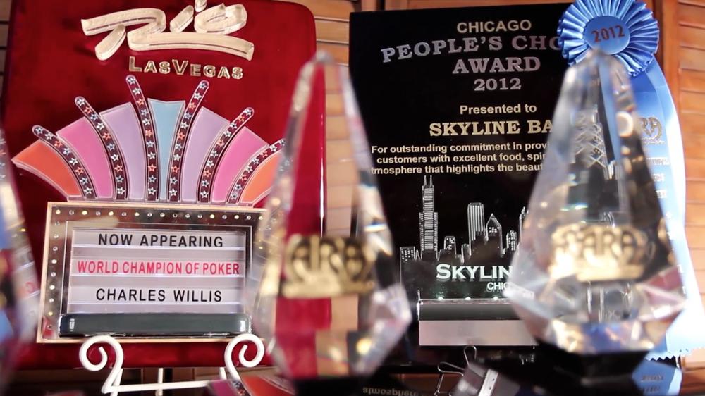 Award Winning Plaques