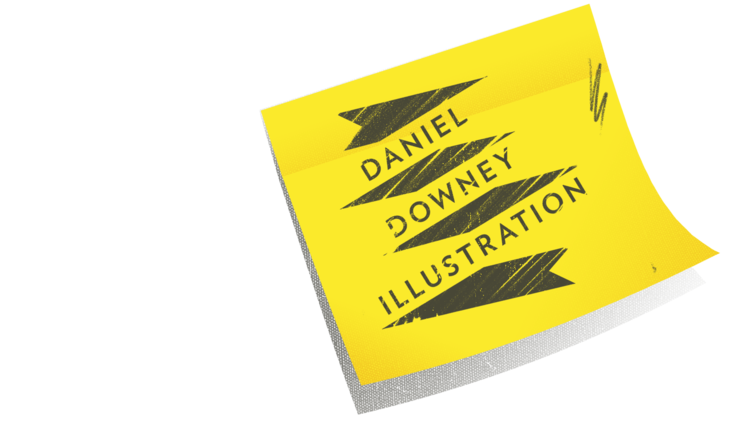 Daniel Downey Illustration