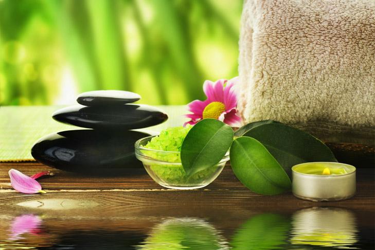 Wellness bilder grün  Valetta SuRae - Flow & Welness — Valetta SuRae