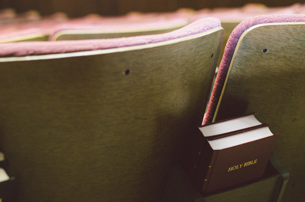 seating and bible