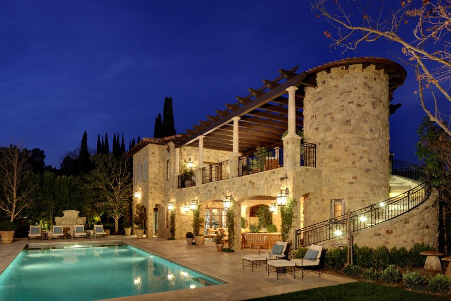 Construction finton mexico custom homes - Casa italia mexico ...